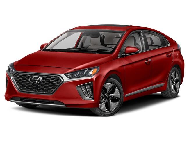 2022 Hyundai Ioniq Hybrid Limited Hatchback