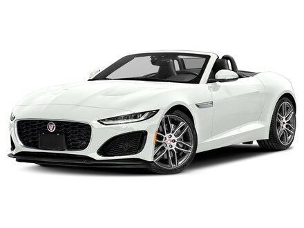 Featured New 2022 Jaguar F-TYPE P450 Convertible for sale in Macomb MI