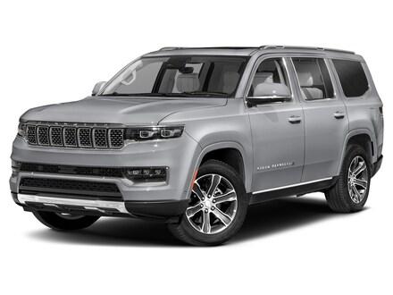 2022 Jeep Grand Wagoneer Obsidian 4x4 Sport Utility