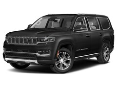 2022 Jeep Grand Wagoneer Series II 4x4 Sport Utility