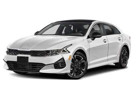 Featured new Kia vehicles 2022 Kia K5 GT-Line Sedan for sale near you in Grand Forks, ND