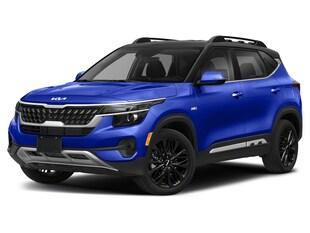2022 Kia Seltos Nightfall SUV