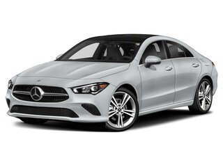 2022 Mercedes-Benz CLA 250 4MATIC COUPE