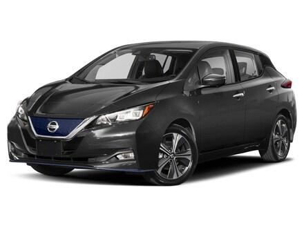 2022 Nissan LEAF SL PLUS Hatchback