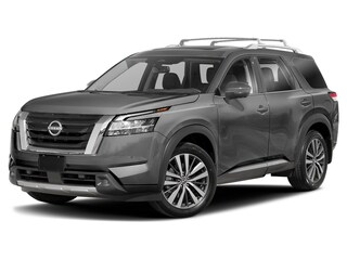New 2022 Nissan Pathfinder Platinum 4WD SUV for sale in Orland Park