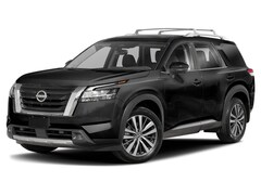 New 2022 Nissan Pathfinder Platinum SUV in Hempstead, NY