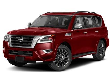2022 Nissan Armada Platinum SUV