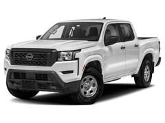 2022 Nissan Frontier S Truck Crew Cab