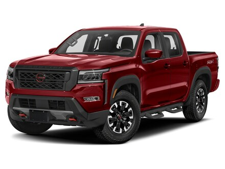 2022 Nissan Frontier PRO-4X Truck Crew Cab