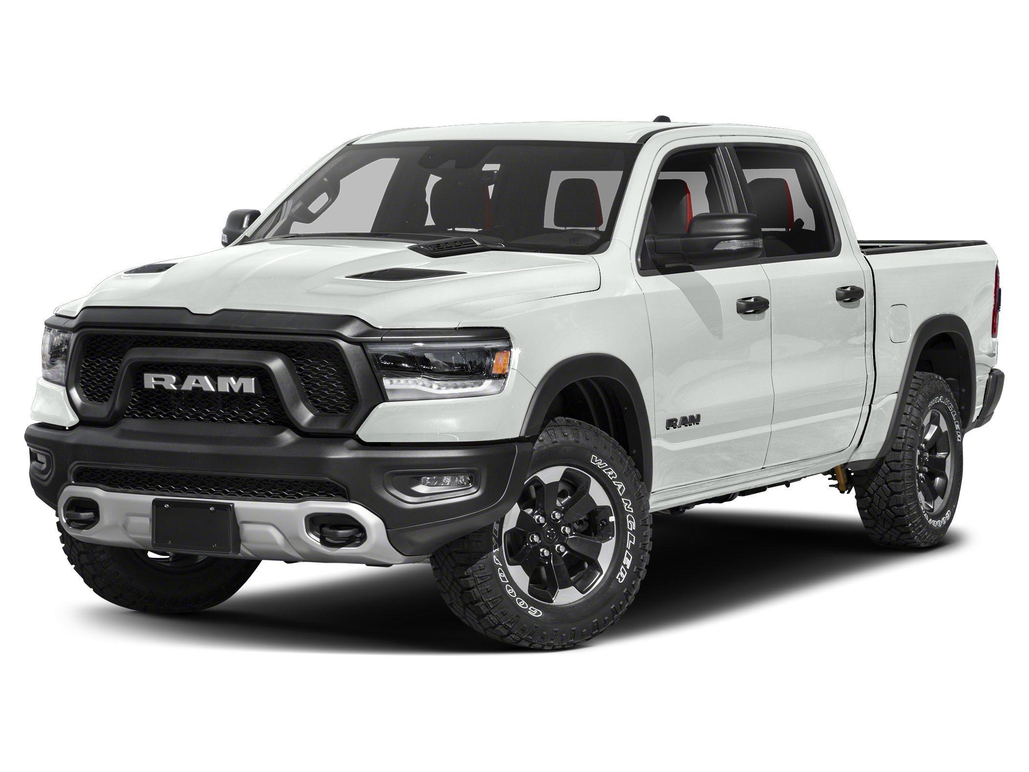 2022 Ram 1500 Truck Crew Cab