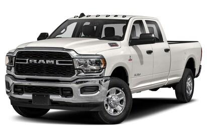2022 Ram 2500 Laramie Laramie 4x4 Crew Cab 64 Box