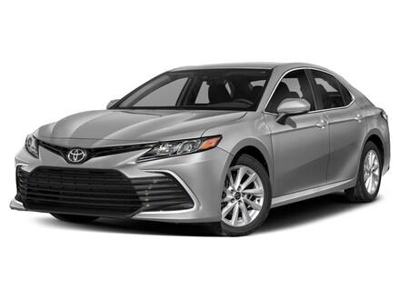 2022 Toyota Camry LE Car