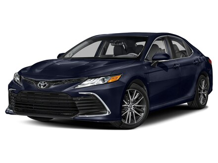 2022 Toyota Camry XLE Sedan
