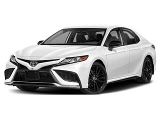 New 2022 Toyota Camry XSE Sedan Redding, CA