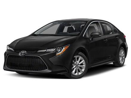 2022 Toyota Corolla XLE Sedan
