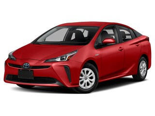 New 2022 Toyota Prius LE Hatchback in Clearwater