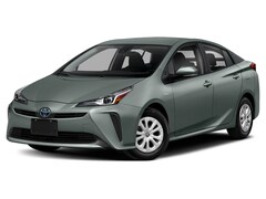New 2022 Toyota Prius LE Hatchback for sale in Toledo, OH