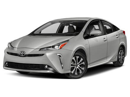 Featured New 2022 Toyota Prius LE Hatchback for sale near you in Saginaw, MI