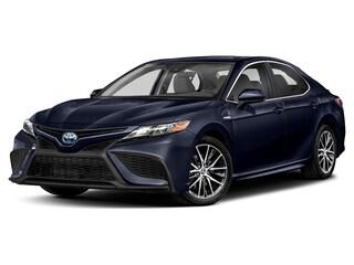 New 2022 Toyota Camry Hybrid SE Sedan in Charlotte