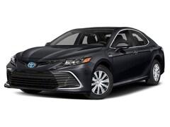 New 2022 Toyota Camry Hybrid Nightshade Sedan