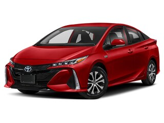 2022 Toyota Prius Prime XLE Hatchback for sale near you in Boston, MA