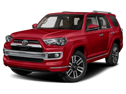 2022 Toyota 4Runner Limited Sport Utility