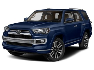 New 2022 Toyota 4Runner Limited SUV for sale in Charlotte