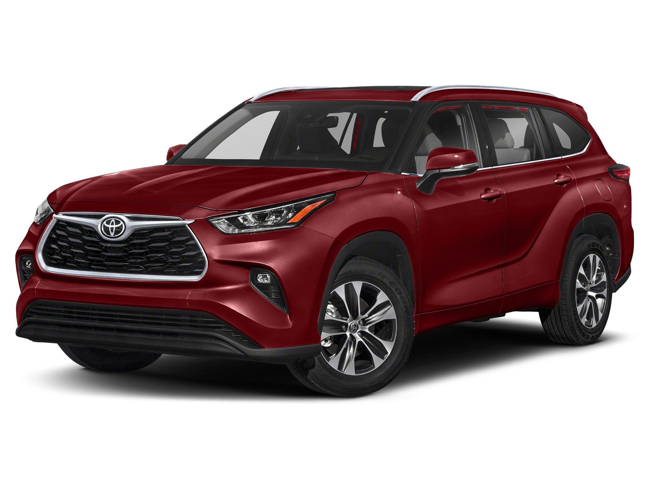 2022 Toyota Highlander SUV