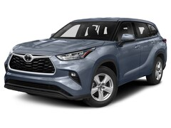 New 2022 Toyota Highlander LE SUV in Redding, CA