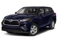 2022 Toyota Highlander Hybrid XLE SUV
