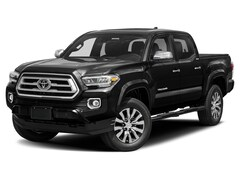 New Toyota Tacoma 2022 Toyota Tacoma Limited V6 Truck Double Cab in Redding, CA
