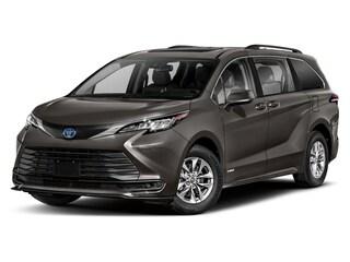 New 2022 Toyota Sienna LE 8 Passenger Van Passenger Van for sale in Charlotte