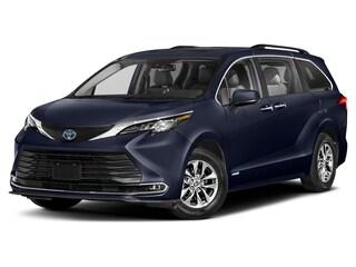 New 2022 Toyota Sienna XLE 8 Passenger Van Passenger Van for sale in Charlotte