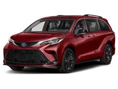 New 2022 Toyota Sienna XSE 7 Passenger Van Passenger Van for sale in Modesto, CA