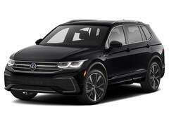New 2022 Volkswagen Tiguan 2.0T SEL R-Line SUV in Augusta, ME
