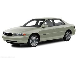 2000 Buick Century 4dr Sdn Custom Sedan