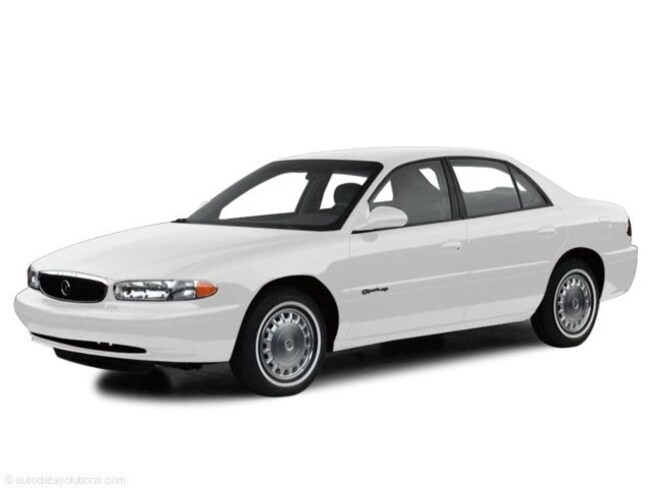 Used 2000 Buick Century Custom Sedan near South Bend & Elkhart