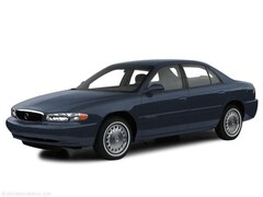 Used 2000 Buick Century Custom Sedan