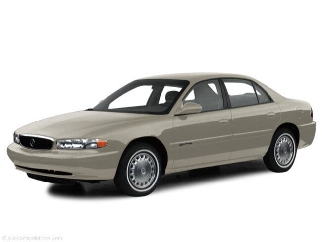 Used 2000 Buick Century Custom Sedan Near Toledo, Ohio