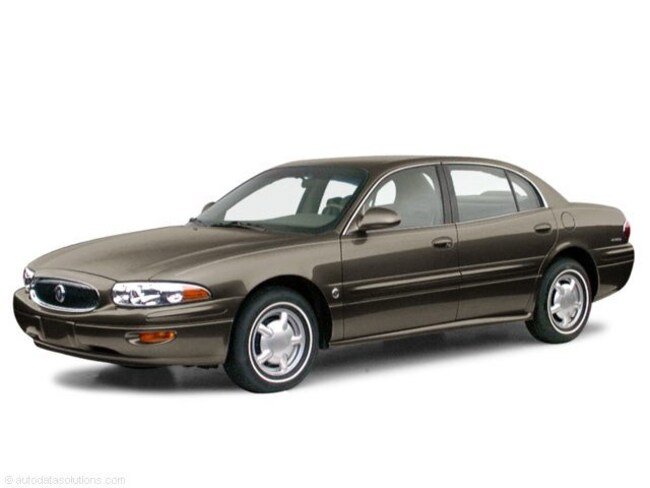 Used 2000 Buick LeSabre Custom Sedan 1G4HP54K2YU349958 for sale near Chattanooga