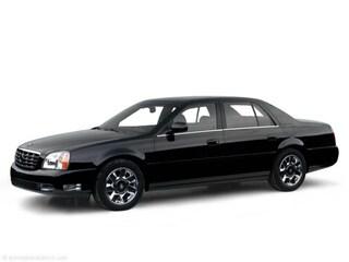 2000 CADILLAC DEVILLE Base Sedan