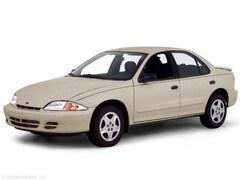 2000 Chevrolet Cavalier Base Sedan