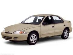 Used 2000 Chevrolet Cavalier Base Sedan 0M70348A near San Antonio