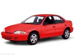 Bargain Used 2000 Chevrolet Cavalier LS Sedan Riverdale