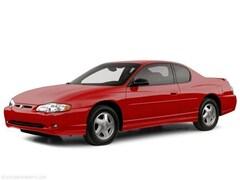 2000 Chevrolet Monte Carlo SS Coupe