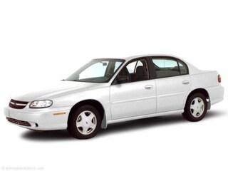 2000 Chevrolet Malibu Base Sedan