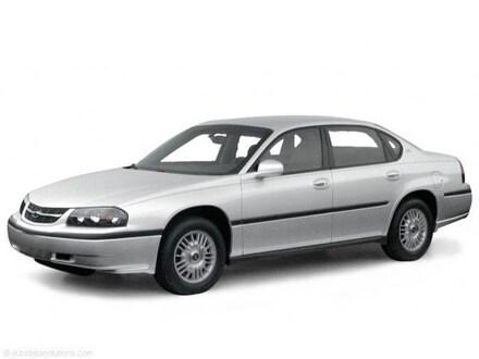 2000 Chevrolet Impala 4dr Sdn Car