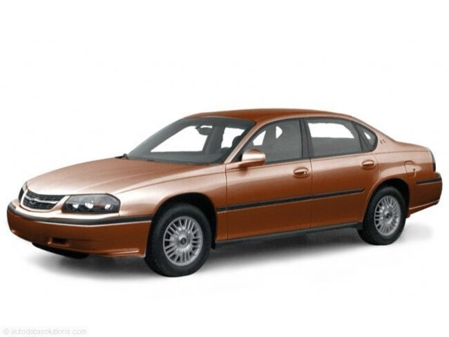 2000 Chevrolet Impala Sedan