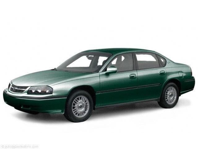 Used 2000 Chevrolet Impala For Sale | Albuquerque NM | VIN