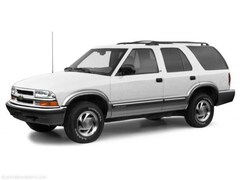 Used 2000 Chevrolet Blazer Trailblazer SUV